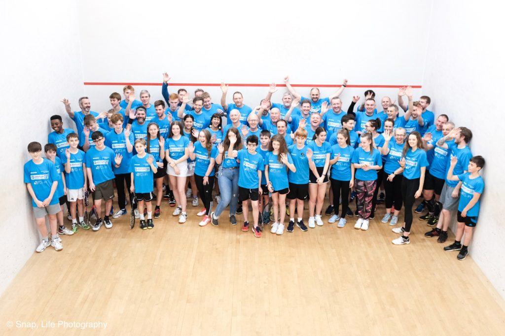 NSRA Squash Players